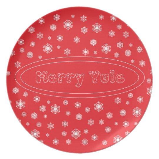 Merry Yule Melamin-Teller Teller