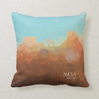 MESA, Arizona Skyline-in den Wolken Kissen