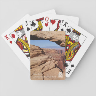 MESA-Bogen an Canyonlands NP Spielkarten