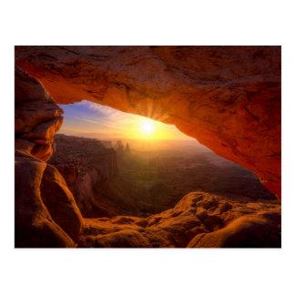 MESA-Bogen, Canyonlands Nationalpark Postkarte