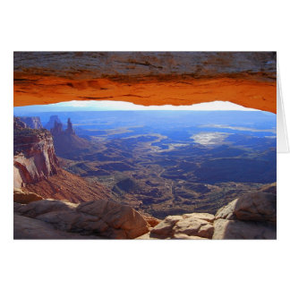 MESA-Bogen-Utah-Karte Karte