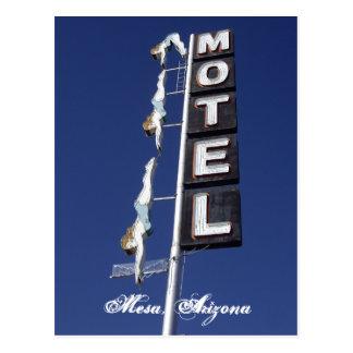 MESA, landschaftliche Postkarte Arizonas