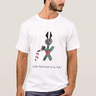 Messer-Häschen T-Shirt