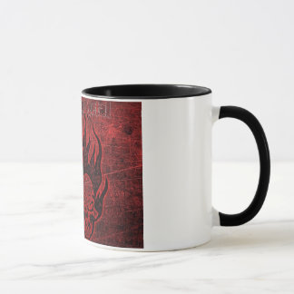 metalhead Würfel Tasse