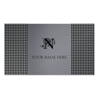 Metall Visitenkarten