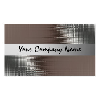 Metallblick-Visitenkarten Visitenkarten