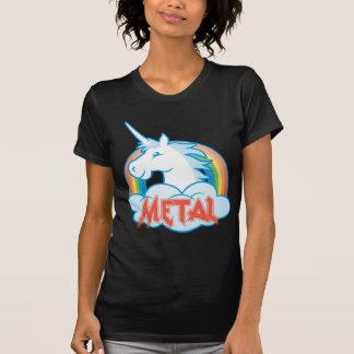 MetallEinhorn T-Shirt