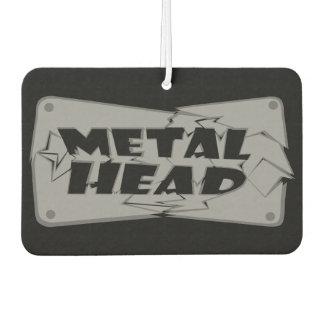 Metallhauptmusik Lufterfrischer