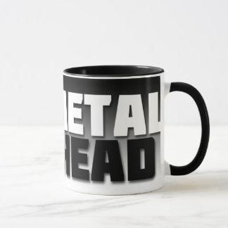 MetallhauptTasse Tasse
