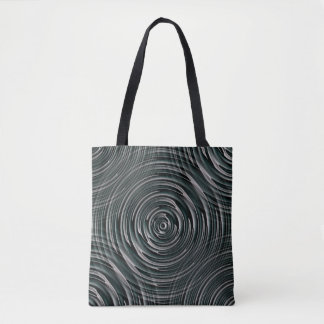 Metallische Bewegung Tasche