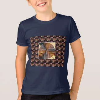Metallische Farben: RAD heilen Erschütterungen T-shirt