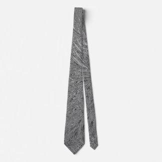 Metallische Oberfläche Krawatte