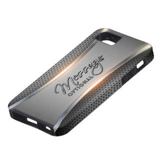 Metallischer Case-Mate-Fall der iPhone 5 Hüllen