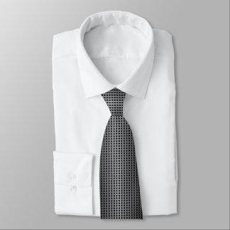 Metallischer Hintergrund Krawatte