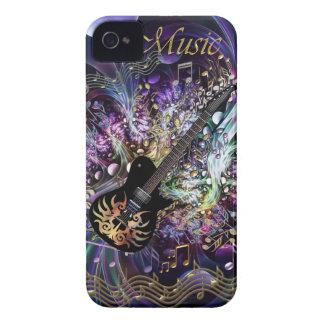 Metallischer Musik-Chaos-Fall für iPhone 3 iPhone 4 Hülle