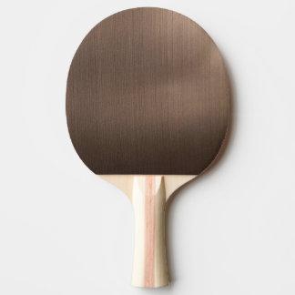 Metallischer Rauch Tischtennis Schläger