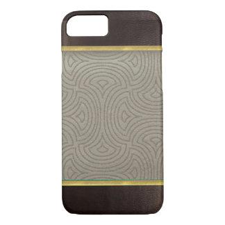 Metallischer strukturierter iPhone 7 Fall iPhone 8/7 Hülle