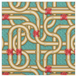 metallisches gesponnenes Gewebe der Rohr-3D Stoff