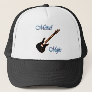 MetallMajic Gitarre Truckerkappe