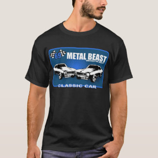 "Metalltier ""binden das Tier "" los T-Shirt"
