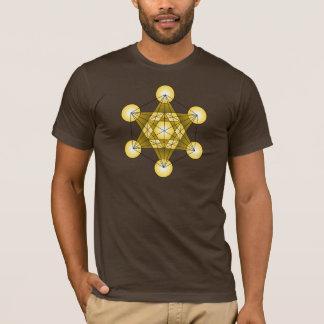 Metatrons Würfel T-Shirt