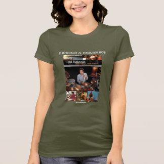 Methoden Todds Sucherman u. Mechaniker-Damen-T - T-Shirt