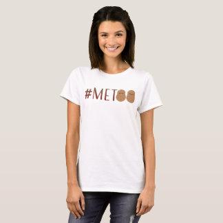 MeToo lustiger Kartoffel-T - Shirt