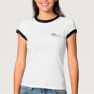 Metro-Frau-T-Stück T-Shirt