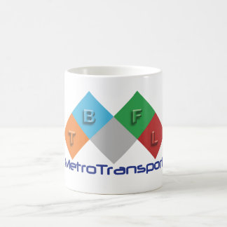 MetroTransport Coffe Tasse