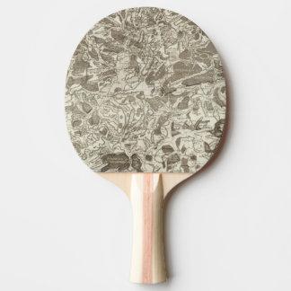Metz Tischtennis Schläger