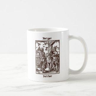 Metzger - Metzger Kaffeetasse