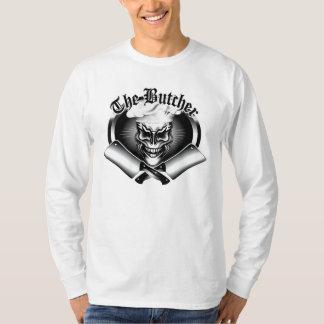 Metzger-Schädel 1 T-Shirt