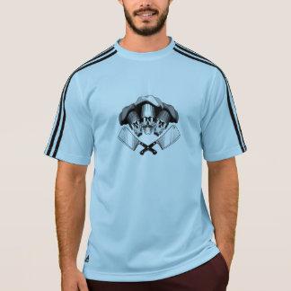 Metzger-Schädel v2 T-Shirt
