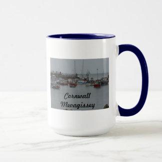 Mevagissey Hafen Tasse