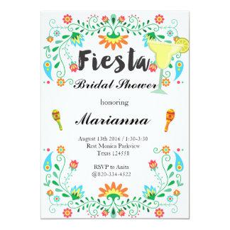Mexikanische Fiesta-Party Einladung