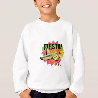 Mexikanische Fiesta Sweatshirt