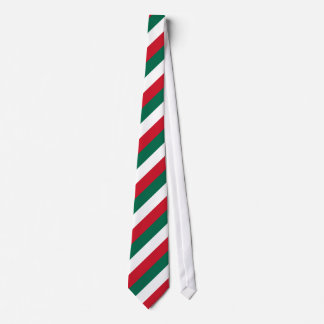 Mexikanische Flagge Krawatte