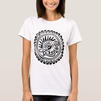 Mexikanische Hieroglyphe (Maya) T-Shirt