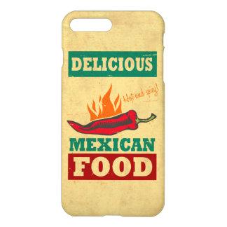 Mexikanische Nahrung iPhone 8 Plus/7 Plus Hülle