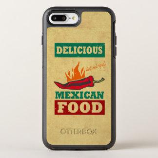 Mexikanische Nahrung OtterBox Symmetry iPhone 8 Plus/7 Plus Hülle