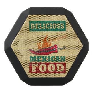 Mexikanische Nahrung Schwarze Bluetooth Lautsprecher
