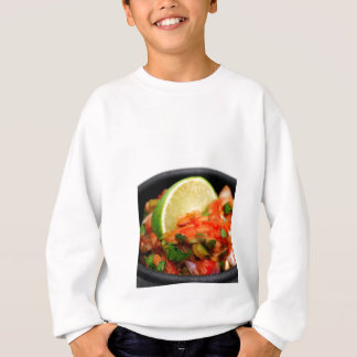 Mexikanische Salsa Sweatshirt
