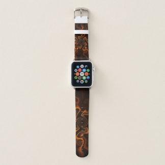 Mexikanische Schokolade Apple Watch Armband