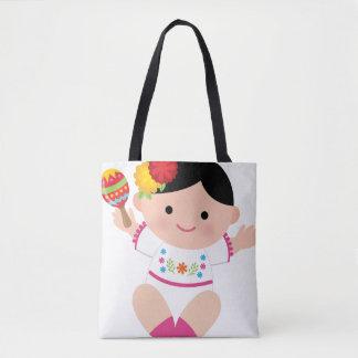 Mexikanische Tasche, BabySenorita Bag Tasche