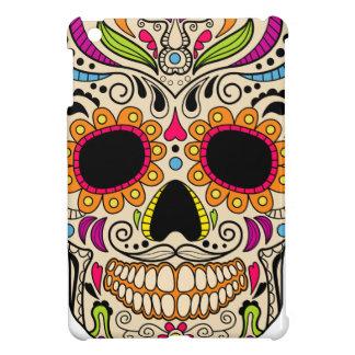 Mexikanischer Farbschädel iPad Mini Hülle