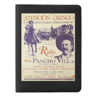 Mexikanischer Held-General Pancho Villas Extra Großes Moleskine Notizbuch