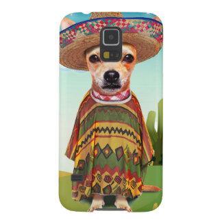 Mexikanischer Hund, Chihuahua Galaxy S5 Hülle