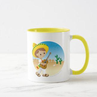 Mexikanischer Junge Tasse