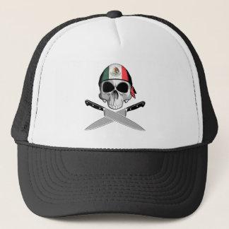 Mexikanischer Koch Truckerkappe
