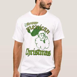 Mexikanisches Weihnachtst-shirt T-Shirt